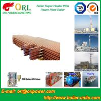 Buy cheap Oil Fired Boiler Super Heater , Platen Superheater In Thermal Power Plant from wholesalers
