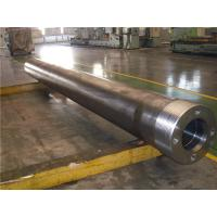 Cheap Wear Resistant Centrifugal Casting Pipe / Forged Steel Pipe By Hydraulic Machine Hardness 240 - 280 HB for sale