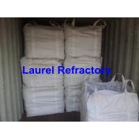Cheap Steel Fiber Strengthened Unshaped Refractory Castable In Furnace for sale