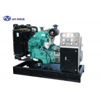 Cheap Open Type 60KW 75kVA Cummins Diesel Generator 3 Phase For Marine for sale