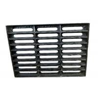 China Rectangular Drain Grill Grate Road Facilities Use Drainage Grid Covers on sale