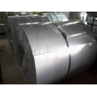 Cheap DX51D+Z Galvanized Steel Coil , Galvanized Iron Sheets / Coils For Garage Doors for sale