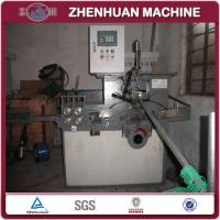 China Metal wire hanger making machine on sale