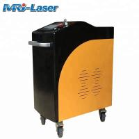 Cheap Manual Cleaning Type Laser Rust Removal Machine CE FDA Certificate for sale