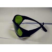 China 1064nm Yag Fiber Laser Protection Glasses , Beautiful Laser Protective Eyewear on sale