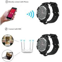 Quality Y31 16GB 720P WIFI IP Spy Watch Hidden Camera Recorder IR Night Vision Home wholesale