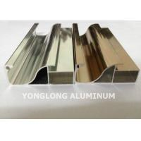 Cheap 6m Normal Length Polished Aluminium Profile Environmental Protection for sale