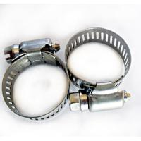 Cheap high quality American Type Hose Clamp for sale
