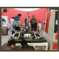 Easy Operation Fiber Laser Metal Cutting Machines For Alloy / Silver / Gold