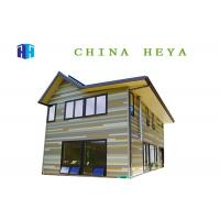 Cheap Hurricane Proof Prefab Modular House Residential Steel Building Kits Modern Style for sale