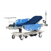 Cheap Hydraulic Patient Transport Stretcher Rotating Side Rails For Operation Room for sale