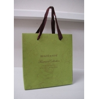 Cheap Eco-friendly kraftpaper bag with all material can be recycled & reused for sale