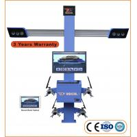 Cheap Integrated  Wheel Alignment Equipment , 4 Wheel Four Cameras 3d Wheel Aligner for sale