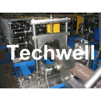 Cheap Downpipe Roll Forming Machine for Rainwater Downpipe, Rainspout, Water Pipe, Drainpipe for sale