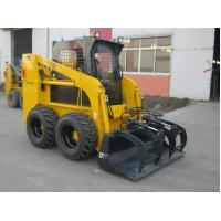Cheap New Hydraulic Pump Mini Electric Skid Steer Loader With Bucket for sale