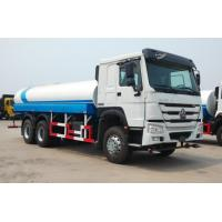 China BRAND NEW SINOTRUK HOWO SERIES 6X4 SPRINKLER TANKER TRUCK FOR TRANSPORTATION WITH LOW PRICE on sale