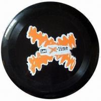Cheap Flying Disc, Made of Plastic for sale