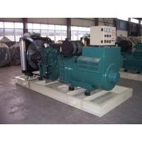 Cheap High qualiyt  three phase   Volvo  200kw  diesel generator set  open type  factory price for sale