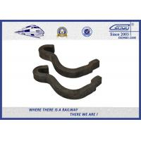 Quality QT500-7 Steel Plain Surface 8.8 Grade Rail Anchor Used for UIC and DIN Standard wholesale