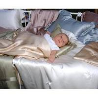 Cheap silk bedding for baby for sale