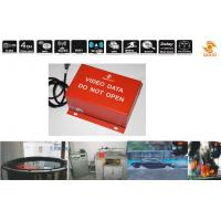 Cheap Fireproof Waterproof Car Black Box Recorder Connect with HDD Mobile DVR for sale