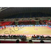 Cheap Basketball Stadium Perimeter Led Display Screen 6mm High Definition Aluminum Cabinet for sale