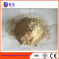 Cheap CA50 A700 High Temperature Refractory Cement Under Load And Good Creep Resistance for sale