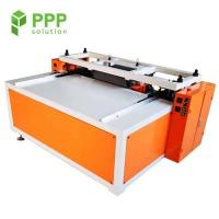 Cheap 3mm-6mm Round Corner PP Side Edge Sealing Machine for Glass Bottle Layer Pad for sale