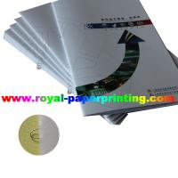 Cheap high quality colorful catalogue offset printing for sale