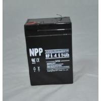 Cheap Gel Battery NP6-4Ah for sale