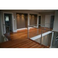 Cheap House interior deck railings stainless steel cable railing for sale