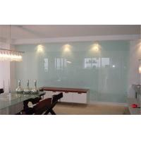 Cheap Custom Painted Decorative Glass Panels for sale