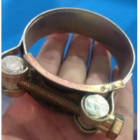 China strong stainless steel hose clamps on sale
