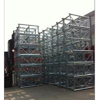Cheap Twin Cage Lifting Construction Hoist Parts With counterweight for sale