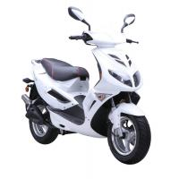 Cheap B09 50CC Gas Online Scooter (LS50QT-21) , 4 Stroke Gas Powered Motor Scooters for sale