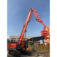 China Powerful Concrete Pile Driving Equipment , Hydraulic Pile Driving Machine on sale