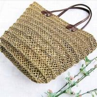 Cheap Straw bags Paper straw bags PP bag/Plastic bags Storage box/basket for sale