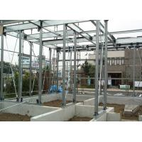 Cheap Commercial Light Section Steel Structure Villa Pre Engineered Bolts Connection for sale