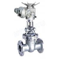 Cheap Flanged Gate Valve For Hydropower Project wholesale