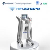 Cheap newest vertical  Hifushape body slimming machine/Ultrasonic slimming for sale