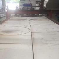 Buy cheap Grade 2205 duplex stainless steel plate laser cutting round plate / rings / from wholesalers