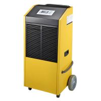 Buy cheap Data Entry High Efficiency Dehumidifier , 4kg/H Hand Push Industrial Dehumidifie from wholesalers