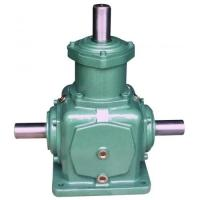 China Low Noise Solid Bevel Gear Reducer With Cast Iron , Helical Gear Boxer on sale