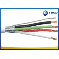 Cheap 300 / 500V Copper PVC Insulated Cable , Multi Core PVC Cable 3 x 2.5 mm2 for sale
