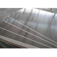 Cheap Heat Treatment Aluminum Sheet Metal Military Industry Structural Material for sale