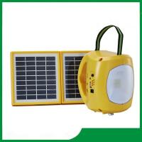 Cheap Rechargeable solar lantern / led solar camping lantern with mobile phone charger for hot sale for sale