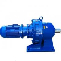 Buy cheap Cycloidal pinwheel reducer BWD0 BLD1 cast iron or steel blue gearbox from wholesalers