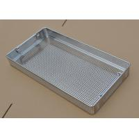 Buy cheap factory hot sale food grade stainless steel disinfect basket from wholesalers