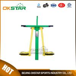 Cheap outdoor gym equipment steel based zinc powder coating surfboard-OK-C01 for sale