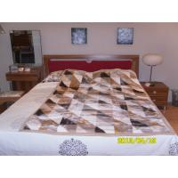 Cheap Breathable 100% Polyester Single Bed Blankets With Sigle Printed for sale